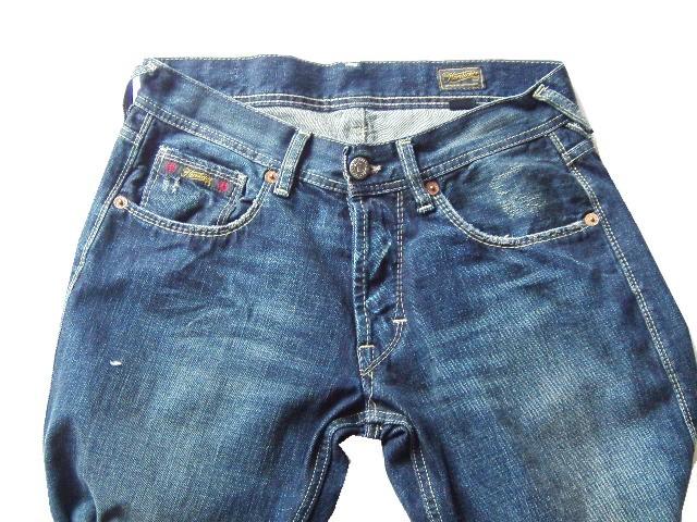 herrlicher herren jeans darkstoneused tasche hinten print. Black Bedroom Furniture Sets. Home Design Ideas